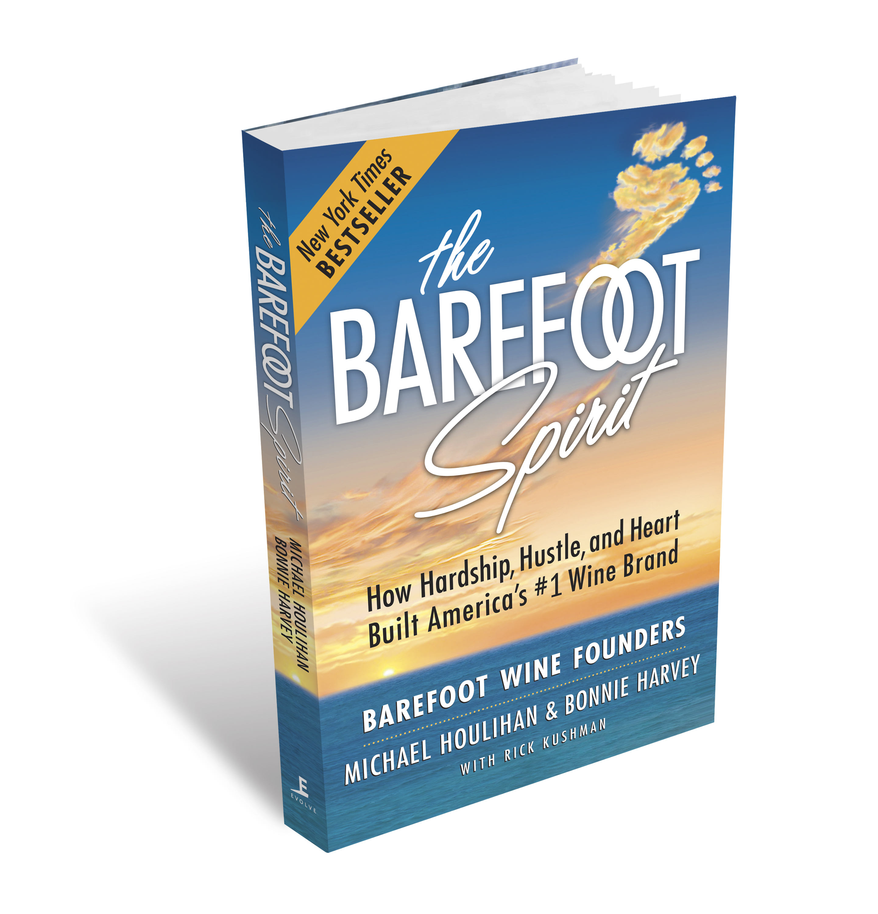 BarefootSpirit_3D Image with Shadow